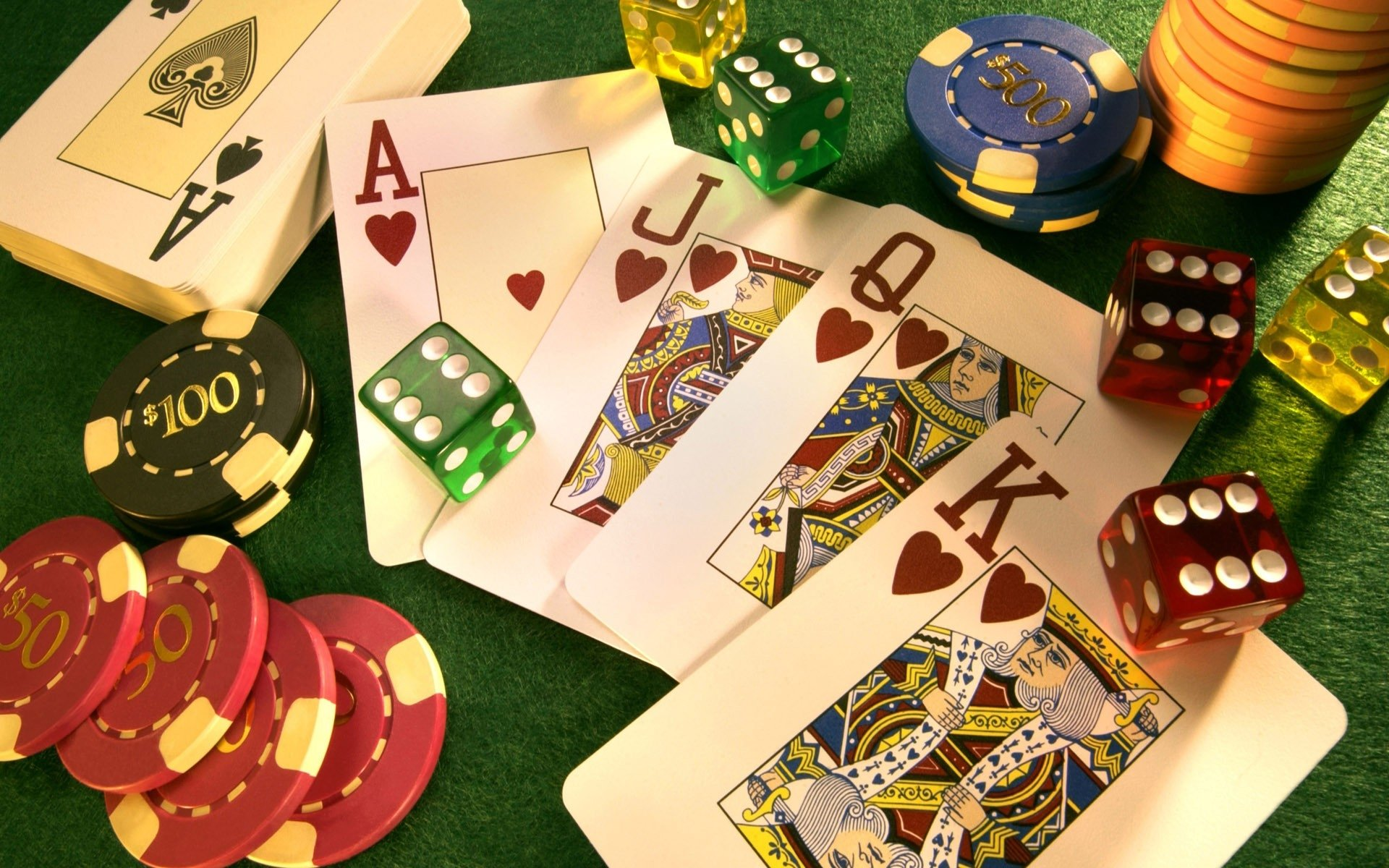 Easy Ways You Can Turn Casino Into Success