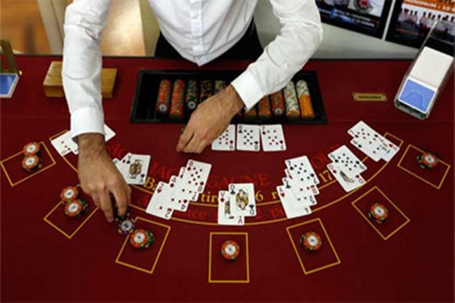 Believing Regarding Online Casino 4 Reasons That It's Time To Quit!