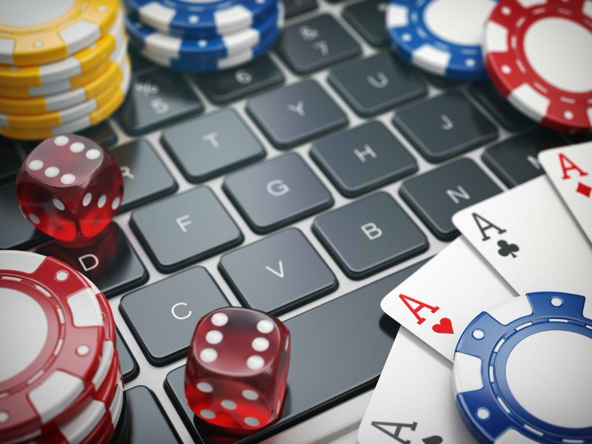 Ho To Do Online Casino Without Leaving Your Workplace